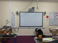 We install promethean boards