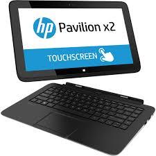 2nd user HP x2